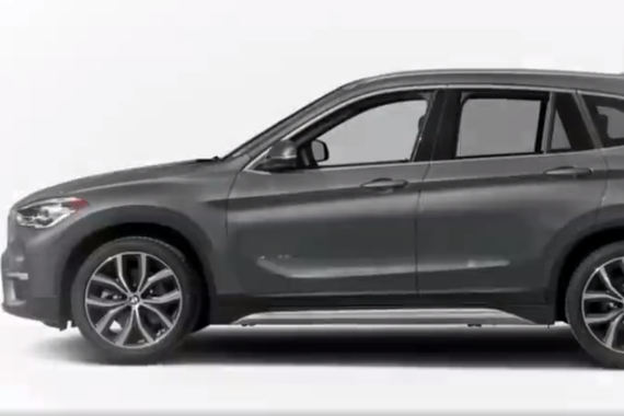 宝马X1插电混动版 与众不同的BMW新能源