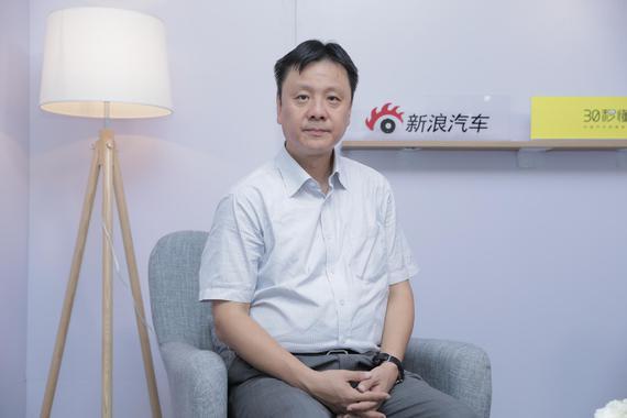 成都车展|韩镝飞:非常欢迎更年轻的造车企业加入