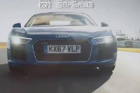 试驾测评:全球限量999台的奥迪R8 RWS