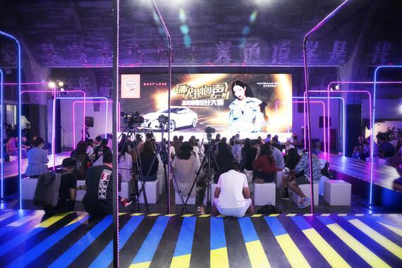 798迎别样潮流展,蓝鸟潮物大赛携手VaVa引爆京城