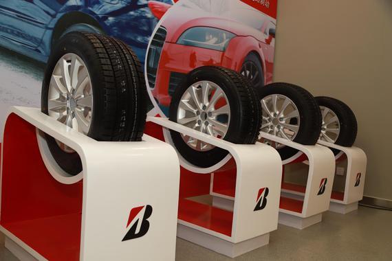 普利司通全新冬季轮胎——冰锐客XG02上市