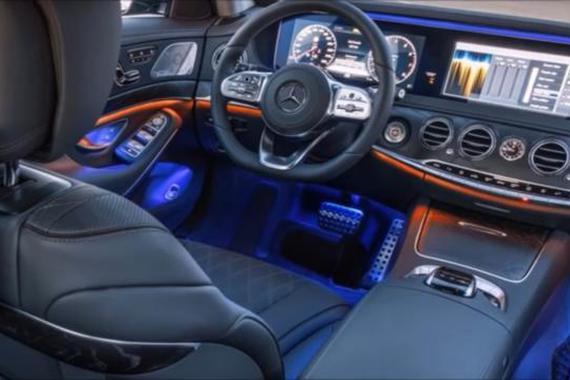 有面子更有里子 2019款梅赛德斯奔驰S级轿车赏析