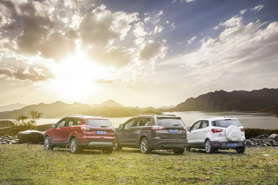 这个初秋 与福特SUV家族一起探秘川西