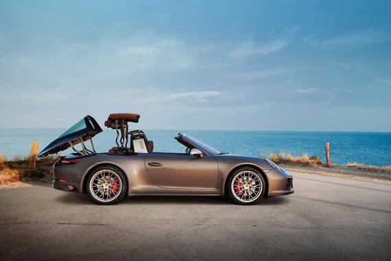 2019款 保时捷 Porsche 911 Targa 4 GTS 敞篷跑车