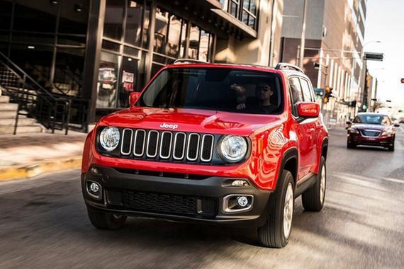视频:有颜值还有料 2018款Jeep自由侠