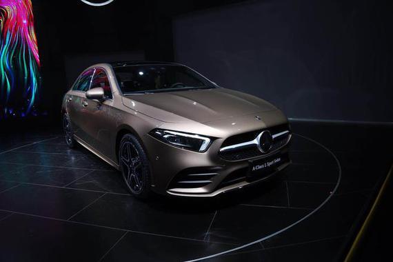 全新国产奔驰A级 将于11月内正式上市