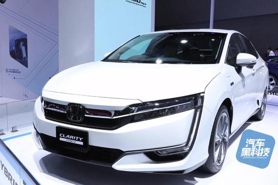 探索Honda展台,解密电动化加速
