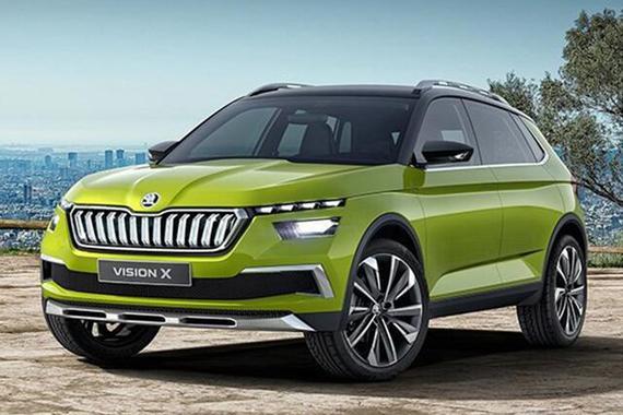 斯柯达全新小型SUV定名Kosmiq 明年7月投产
