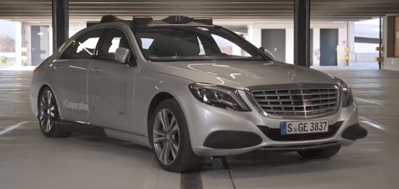 集新科技于一身! 新一代奔驰 Mercedes S-Class
