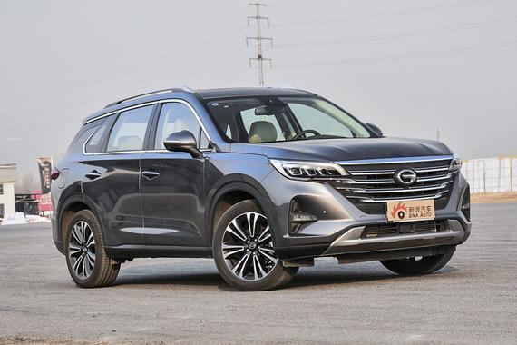 年度车|传祺全新GS5 10万级SUV性价比之王