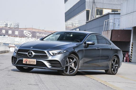 年度车|全新奔驰CLS 绅士、优雅的代名词