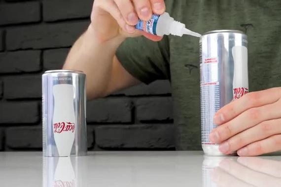 如何用可口可乐瓶做一台F1赛车?