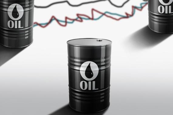 油价80天大跌四成