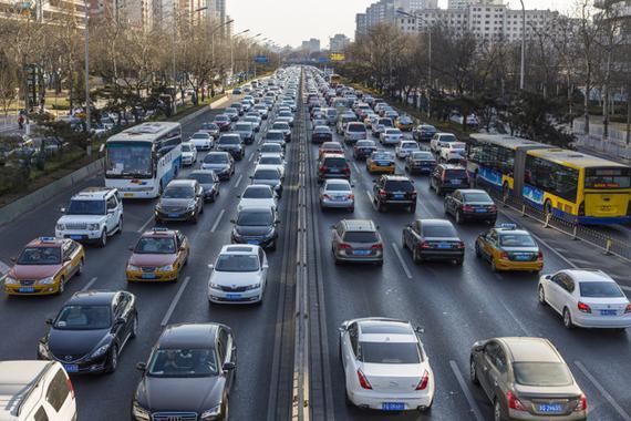 车市负增长的蝴蝶效应
