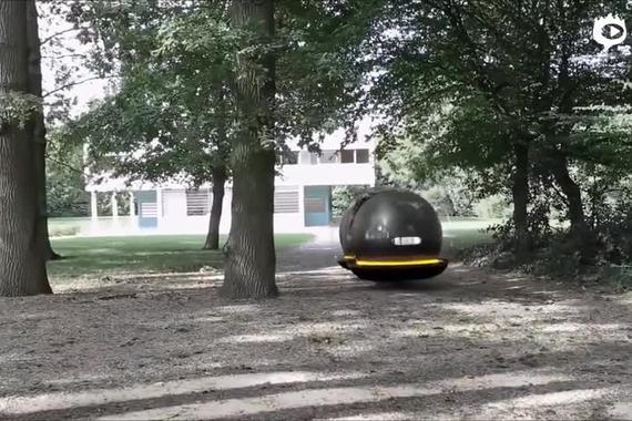 未来世界的交通解决方案 2020款雷诺Float电动概念车