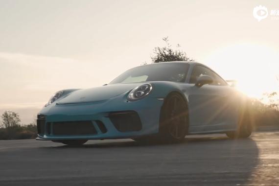 声浪醉人!保时捷 911 GT3升级排气全过程