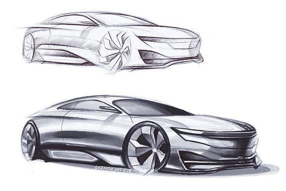 汽车设计新年五大设想