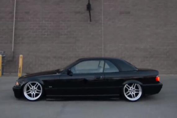 20年前的美 1995年宝马 E36 325i
