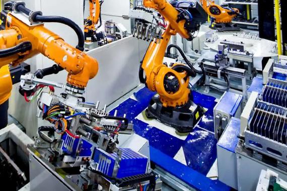 德国电池需求猛涨 宁德时代欲到2026年使德国电池厂产能增至60 GWh