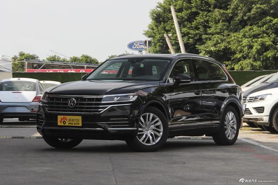 大众途锐新增车型上市 售价58.68万元