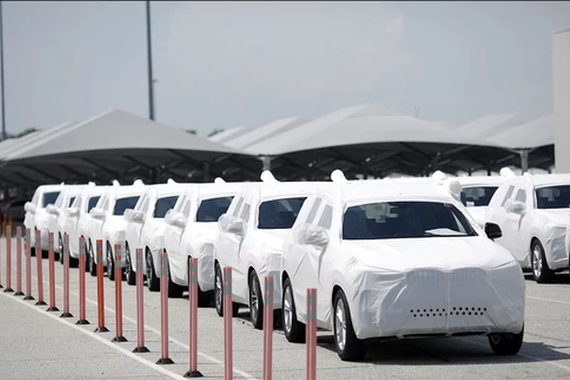 连续五年 宝马2018年为美国最大汽车出口商