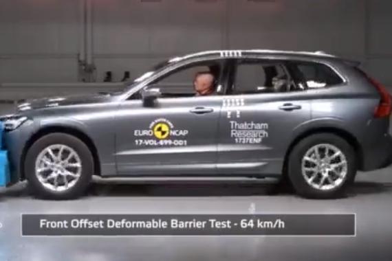 视频:撞过才知道!2018年最安全的4款SUV