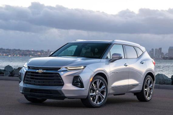 2019款雪佛兰Blazer 美式肌肉七座SUV