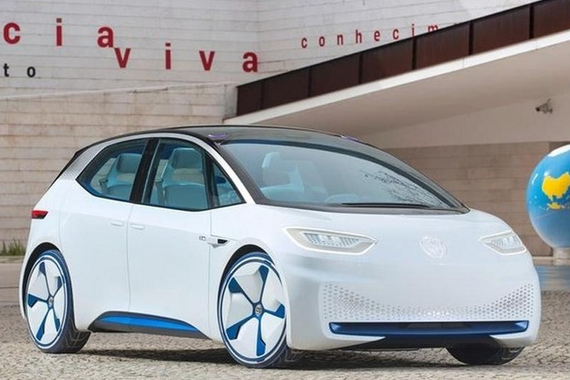 MEB平台大众纯电动车5月预订 22万起售