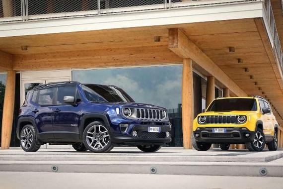 视频:2019款Jeep Renegade 年轻人的玩物