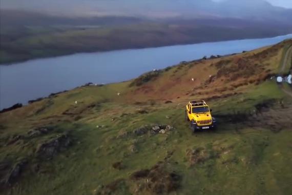视频:2019款牧马人Rubicon 超强悍的越野SUV