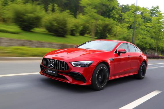 看AMG诠释GT跑车 试驾AMG GT四门跑车