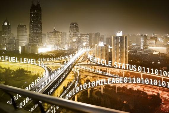 沃尔沃、宝马、福特等共享匿名交通数据 提高道路安全