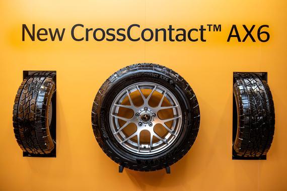 追求平衡法则 体验马牌全新AX6轮胎