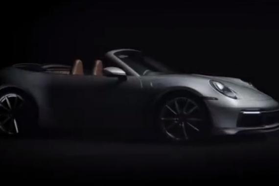 视频:纯粹的驾驶乐趣 2019款保时捷911