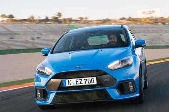 视频:砖叔测试福特福克斯RS 漂移一级棒