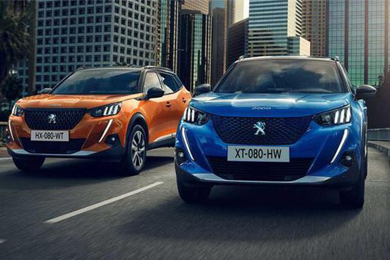视频:增电动车型 2020款标致2008发布