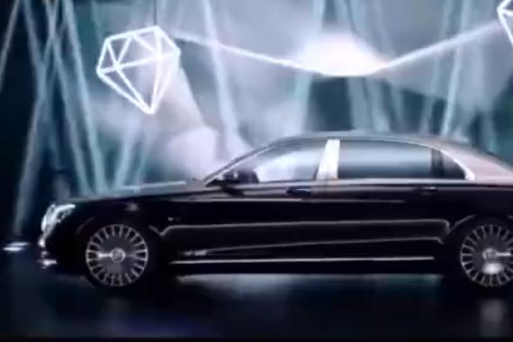 奢华至极 2020款奔驰迈巴赫 S650