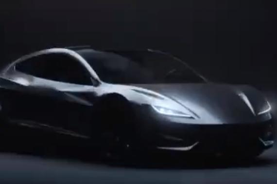 百公里加速时1.9s 2020特斯拉TESLA Tesla roadster