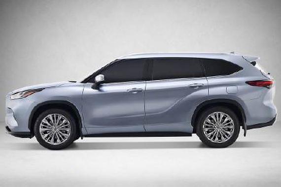 视频:2020丰田汉兰达 丰田8座豪华SUV