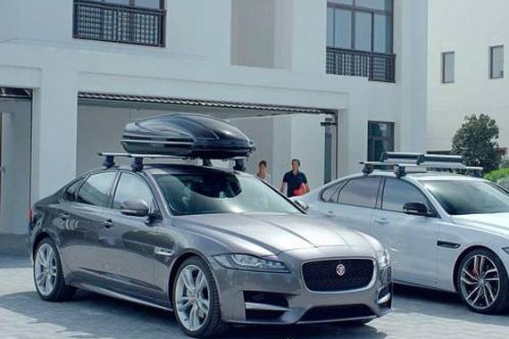 视频:英伦背包客 全新捷豹XF