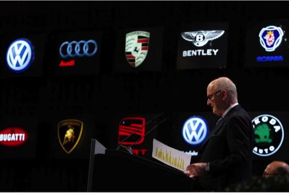 大众汽车集团前董事长费迪南德皮耶希去世