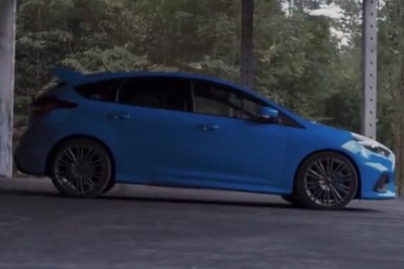 视频:福特福克斯RS Mk3 声浪够销魂