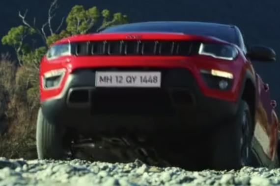 视频:一抹野性红 全新自由光高性能版发布