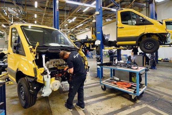 福特出售巴西一工厂 裁员1300人