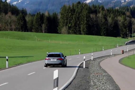 视频:超级跑车杀手!奥迪RS4-R AVANT