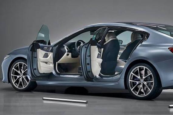 2020宝马8系Gran Coupe发布