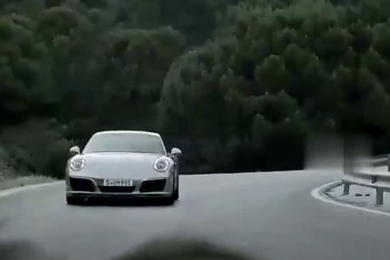 视频:保时捷911亮点解析 操控性能依旧出色