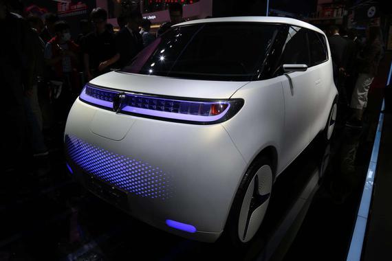 工信部第324批新车公示:欧拉R2/吉利GE11等299款新能源车进入