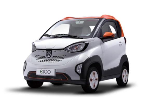 新能源乘用车8月销量:纯电市场止跌回温,宝骏E100夺冠