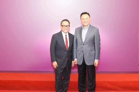 一汽与丰田签订战略合作协议 布局电动化和智能网联领域